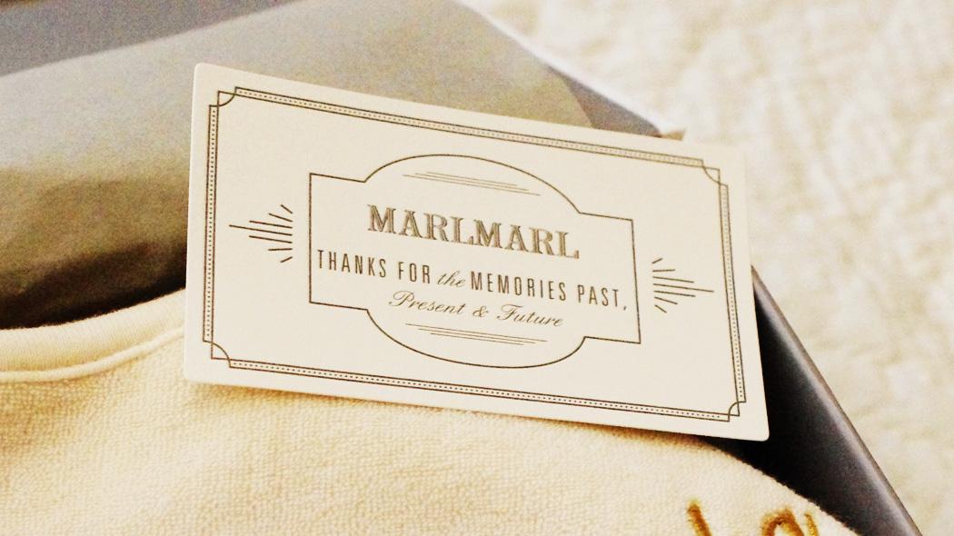 出産祝いにおすすめのマールマール